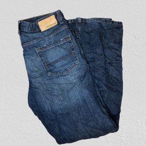 Vintage 1990s Calvin Klein Mens Jeans Size 34